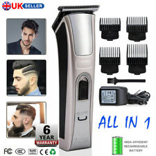 Men Electric Hair Cutter Clipper Cordless Beard Shaver Trimmer Shaving Machine
