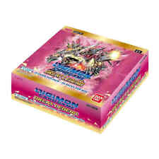 Digimon English TCG Great Legend Booster Box SEALED NEW