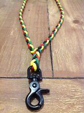 Lanyard Key Chain Parachute Cord Paracord Reggae