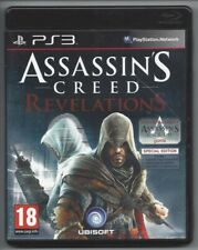 PS3 ASSASSINS CREED REVELATIONS (15) SPECIAL EDITION 3D 2011