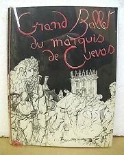 Grand Ballet du Marquis de Cuevas 1950 *Text in French with some English*