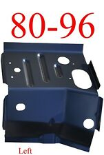 80 96 Ford Left Cab Mount Floor Support, Ford Truck & Bronco, Rust Repair Panel