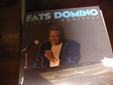 Fats Domino; Live at Montreux   LP
