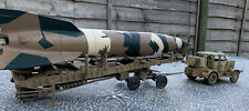 Works With King & Country German V2 Rocket 1/30 Scale