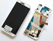 NEU Display & Digitizer für HTC One M8 Mini weiss incl. Rahmen komplett