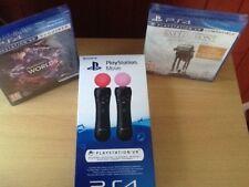Sony (PlayStation Move) paquete de 2 (ps4) (VR Star Wars Battlefront) (5 VR mundos) 1