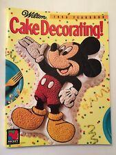 Wilton Cake Decorating 1996 Yearbook Magazine Mickey Unlimited Disney