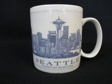 Starbucks 16oz Coffee Cup from The City of Seattle, LOOKS BRAND NEW, See Pics