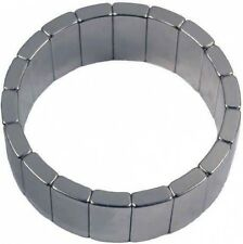 54mm x 46mm x 20mm Motor Magnets - Neodymium Rare Earth Magnet, Grade N45H