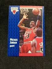 Michael Jordan 1986 Fleer Rookie sentir el juego 23kt Gold Card calificado gema menta 10