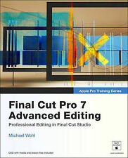 Final Cut Pro 7 Advanced Editing-ExLibrary