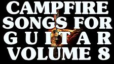 Campfire Songs For Guitar Volume 8 DVD Lessons. Eagles, Neil Young, Jim Croce.