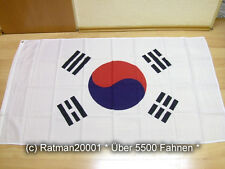 Fahnen Flagge Südkorea - 90 x 150 cm