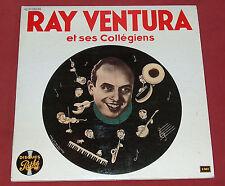 RAY VENTURA ET SES COLLEGIENS 2 LP