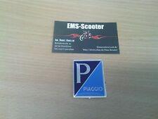 Plakette Piaggio Vespa ET2 ET4 PX GT GTS GTV LXV S APE 402 50-125-150-250 Emblem