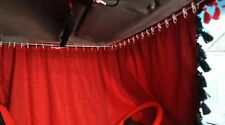 Universal curtains rails full set for a van SPRINTER, CRAFTER, DUCATO, MASTER ET
