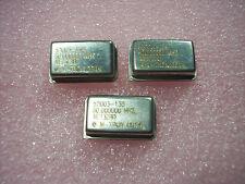 Qty 10 60mhz 5v Ecl Oscillators Full Size Me13zbd 60000 Mtron