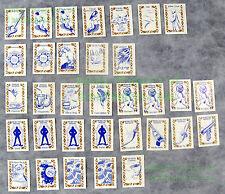 1978 Avalon Hill Frank Herbert's DUNE Original 3 Treachery Cards Replace Lost 1s