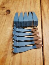 Perimeter alarms,Blue spoons, Trip Wire, 10 each