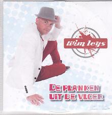Wim Leys-De Planken Uit De Vloer Promo cd single