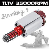 35000RPM 11.1V 460 High Torque Motor For Jinming Gen9 M4A1 Gel Ball Blaster Toy
