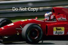 Jean Alesi Ferrari F92A F1 Season 1992 Photograph 1