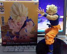 Banpresto Dramatic Showcase Dragon Ball Z Vol 2 Super Saiyan Son Goku Figure