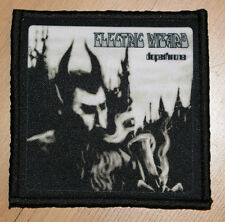 "ELECTRIC WIZARD ""DOPETHRONE"" silk screen PATCH"