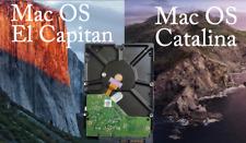 4TB Internal HARD DISK DRIVE Apple Mac Pro 3.1/4.1/5.1 Dual OS Capitan/Catalina