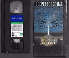 VHS - INDEPENDENCE DAY - 1996 - Will Smith -=- Buy more & save!