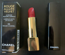 CHANEL Rouge Allure Velvet Luminous Matte Lip Colour Lipstick 56 ROUGE CHARNEL