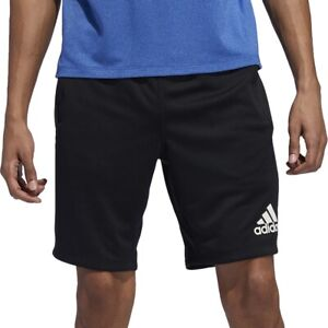 adidas 4KRFT ClimaWarm 9 Inch Mens Training Shorts - Black