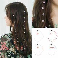 épingles à cheveux fleur peigne les femmes des accessoires pour cheveux pearl