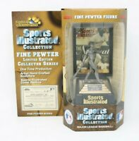 Ken Griffey Jr. Sports Illustrated Collection Pewter Figure Limited Series 2 MIB