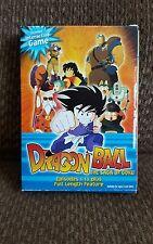 Dvd Rare Dragon Ball Z The Saga of Goku episodes 1-13 plus full length feature