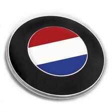 """Emblem Aufkleber """"Niederlande"""" für alle BMW Autos Flagge Land Motorhaube 3 Stück"""
