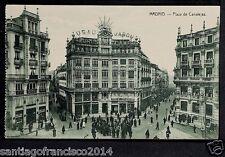 1865.-MADRID -Plaza de Canalejas