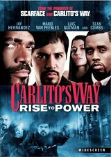 Carlito's Way: Rise To Power - Widescreen - DVD - Jay Hernandez