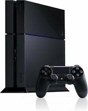 Sony CUH-1215A Playstation 4 Console 500GB Jet Black