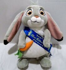 """Sofia the First Dance with Me Clover Blue Ribbon Bunny 12"""" Plush"""