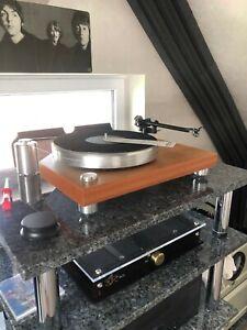 Acoustic Solid Classic Wood Plattenspieler Rega RB300 Ortofon Turbo MC-3 MC