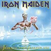 LP Iron Maiden - Seventh Son Of A Seventh Son vinile