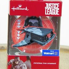 Hallmark 2017 Batman Justice League Christmas Tree Ornament Nib Dc Comics