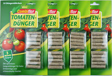 40 St. Tomaten Düngestäbchen Tomatendünger Langzeit Dünger Combiflor NPK 10+6+13