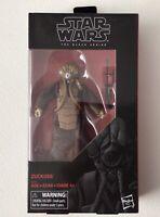 """Star Wars: The Empire Strikes Back Black Series 6"""" Zuckuss GameStop Exclusive"""