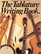 Tablature Writing Book, New, Music Sales Corporation Book