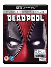 Deadpool Action & Adventure Movie DVDs