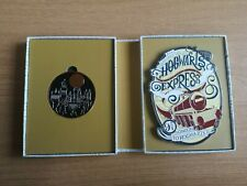 Harry Potter Hogwarts Express Pin Badge & Magnet NEW Collectors Limited Edition