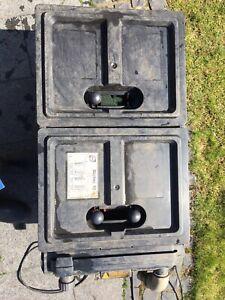teichfilteranlage Biotec 10 mit UV-Lampe Bitron 25