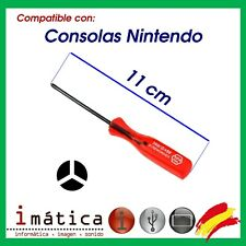 DESTORNILLADOR TRIWING PARA CONSOLAS NINTENDO DS LITE 3DS WII TRES PUNTAS